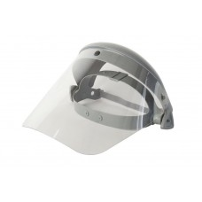 Face Shield Browguard/Clear Visor