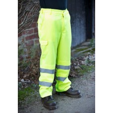 Delray Trouser Yellow