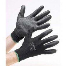 Warrior Black PU Glove