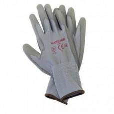 Warrior Grey PU Glove