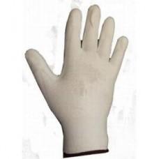 Warrior White PU Glove