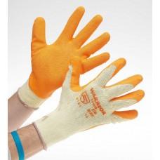 Warrior Yellow Grip Gloves